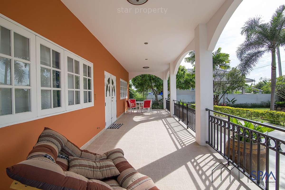 house on big land for sale 1 rai