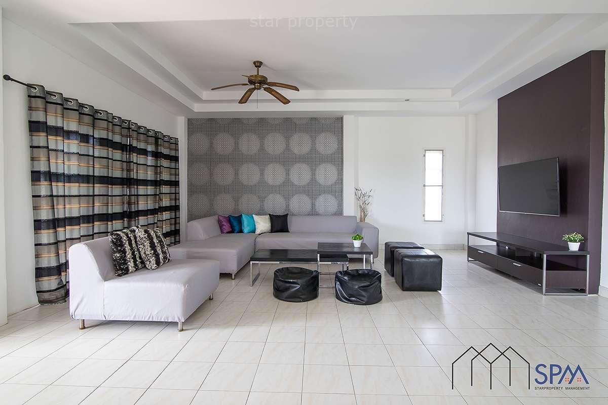 modern pool villa for sale hua hin