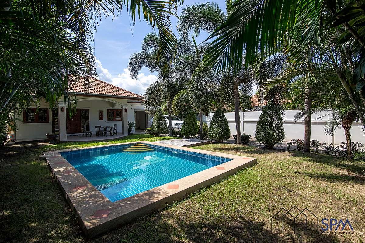 3 Bedroom Pool Villa for Sale at Baan MioSunshine mountain Hua Hin Soi 70