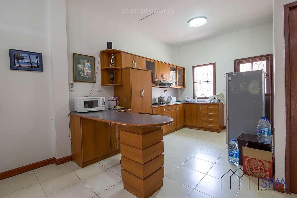 house for sale hua hin with European kitchen