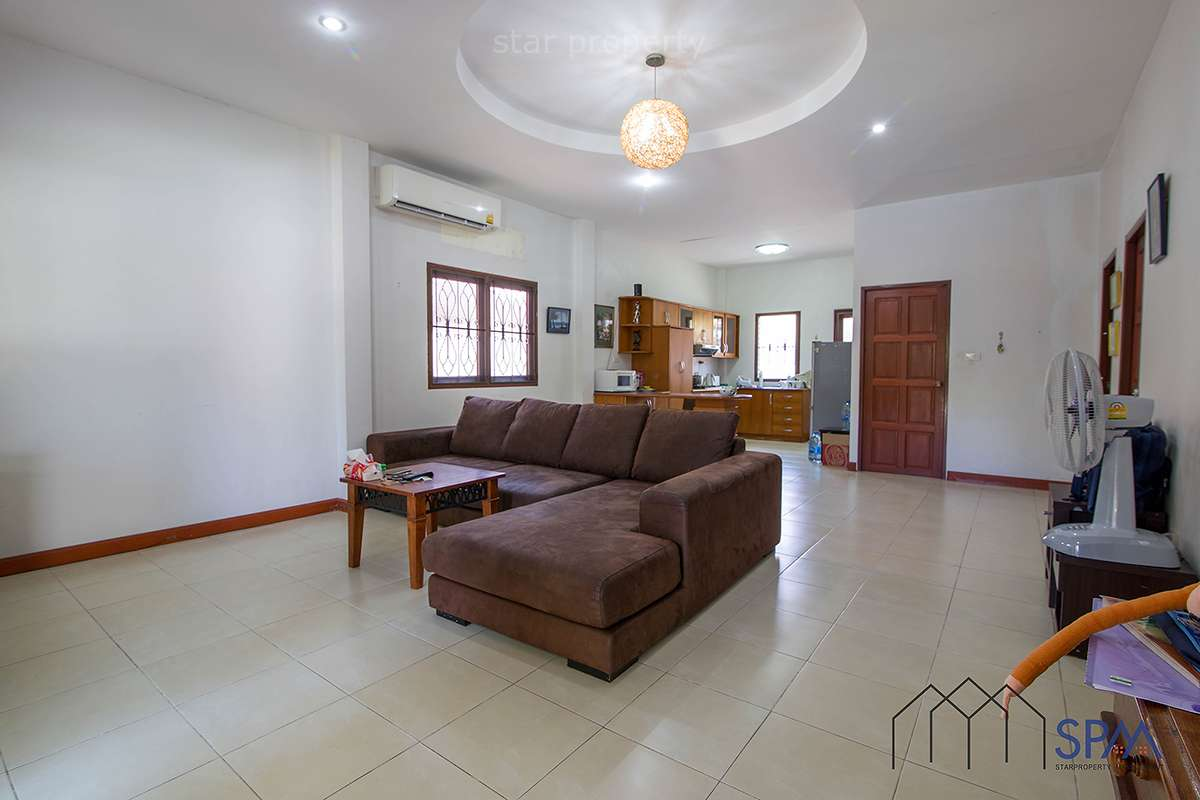 large 4 bedroom pool villa for sale hua hin