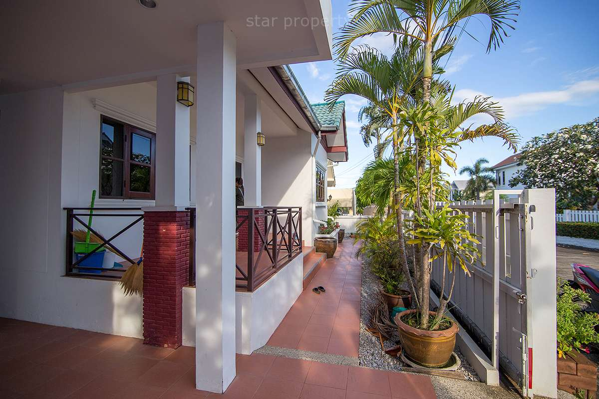 4 bedroom detached house for sale hua hin soi 58