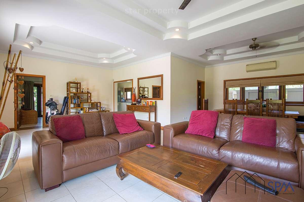 3 bedroom pool villa for sale hua hin