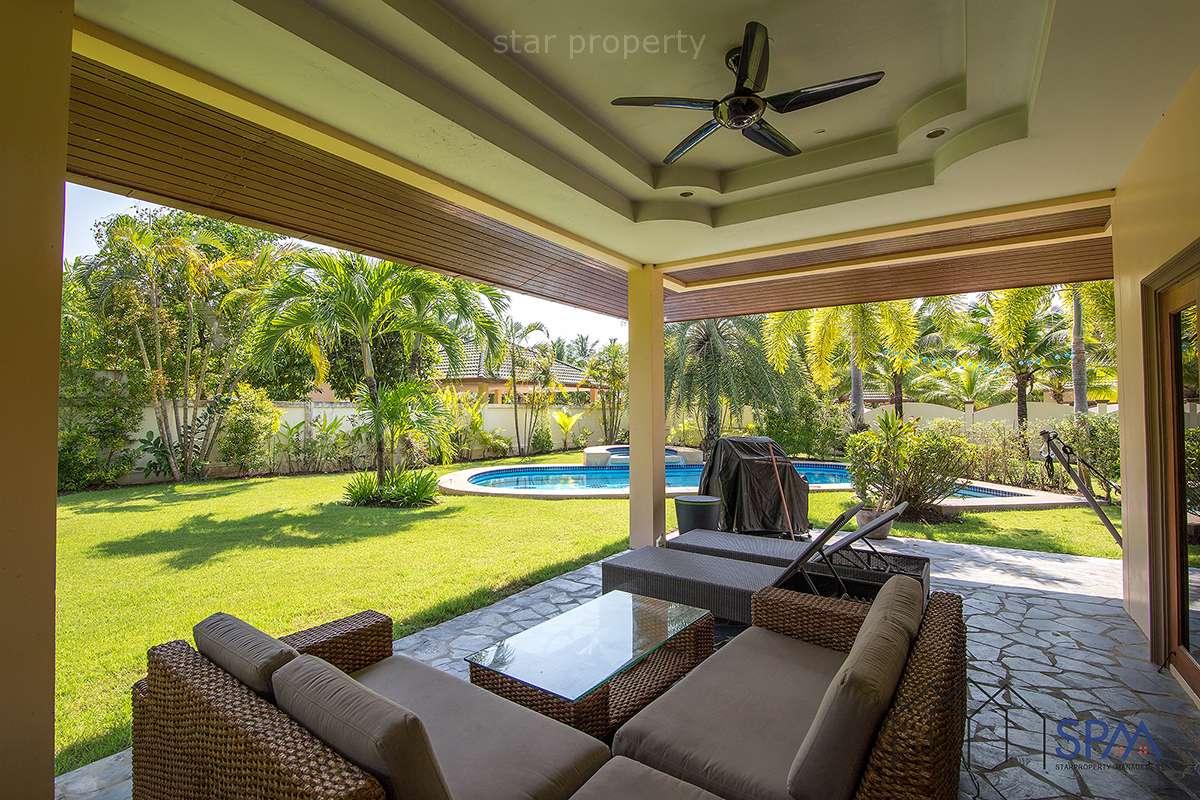 3 bedroom pool villa for sale Hua hin soi 70