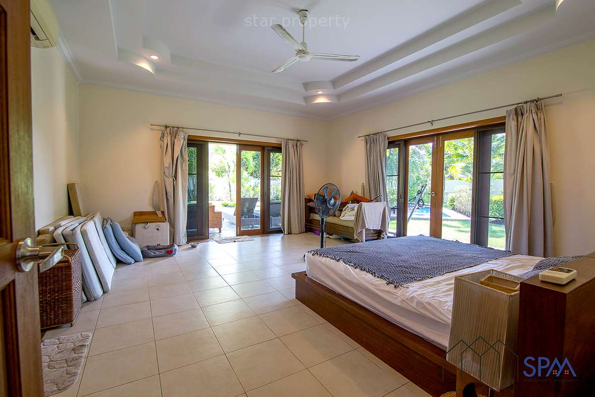 hua hin pool villa for sale Coconut gardens  2