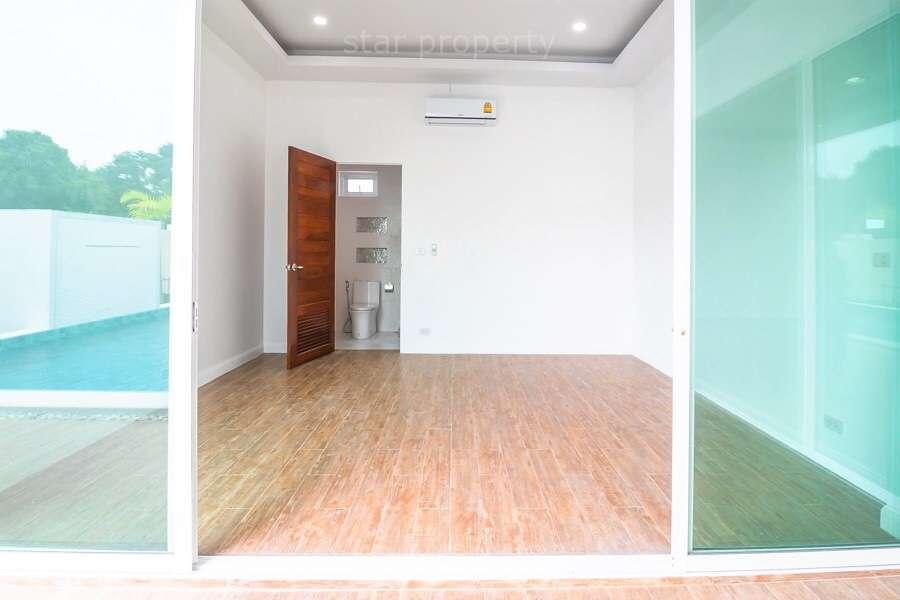 new 3 bedroom villa for sale hua hin