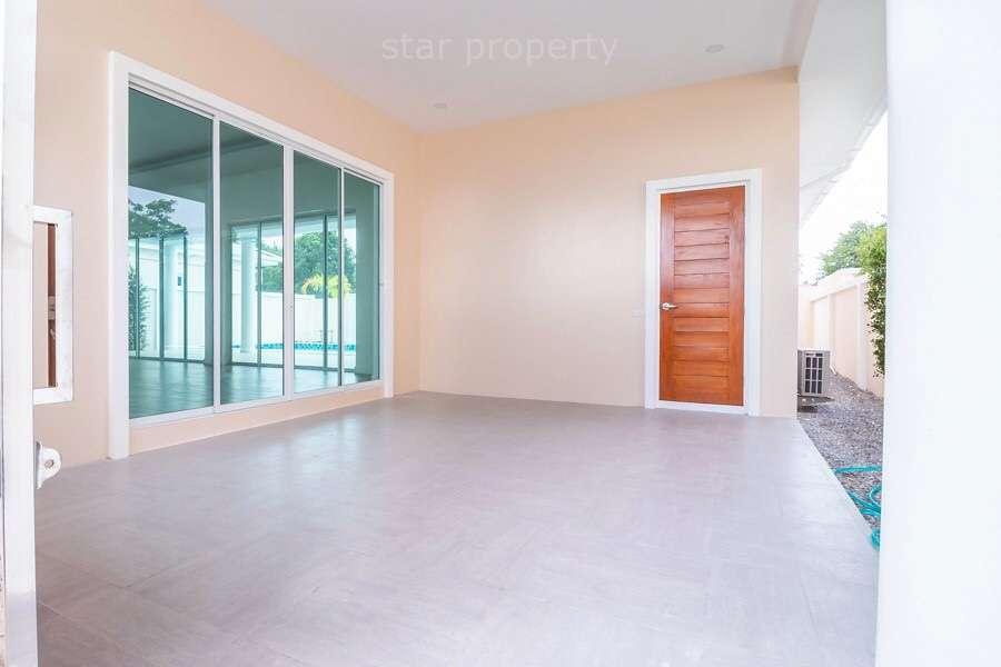 Pool villa for sale Hua Hin Pran buri