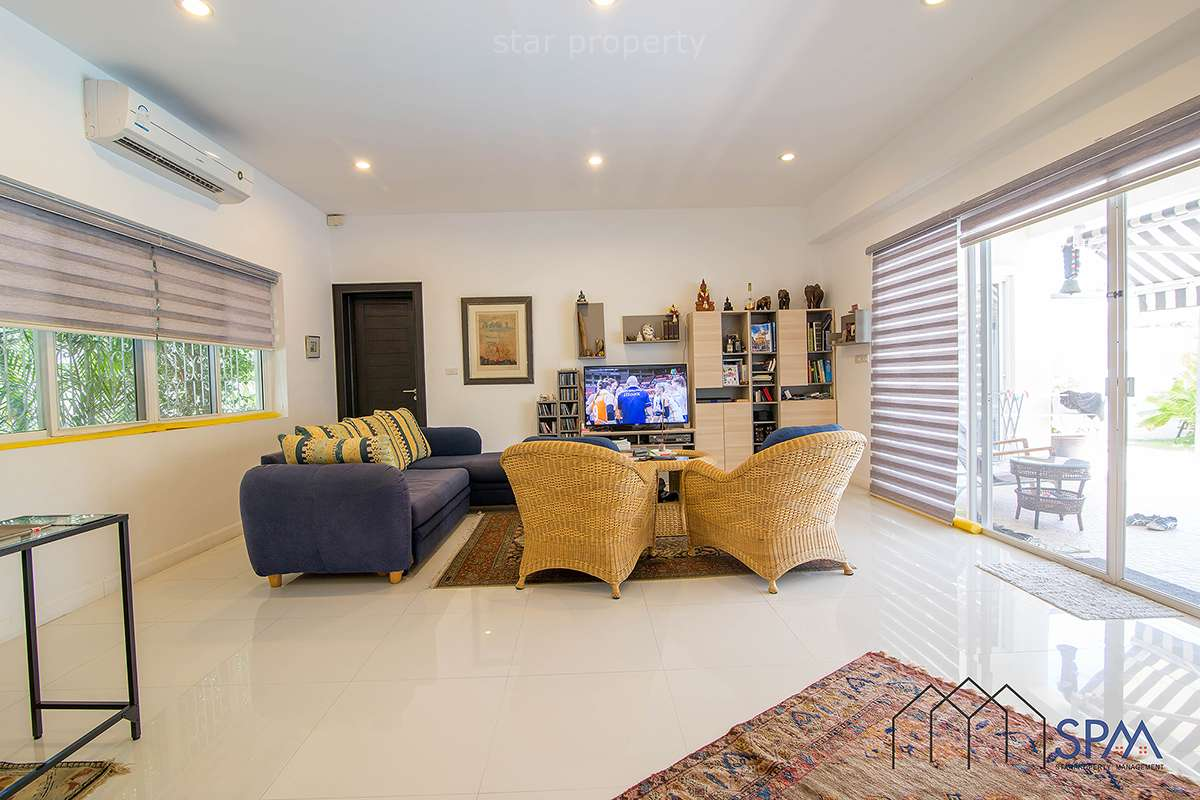 3 bedroom pool villa for sale hua hin sea breeze villas