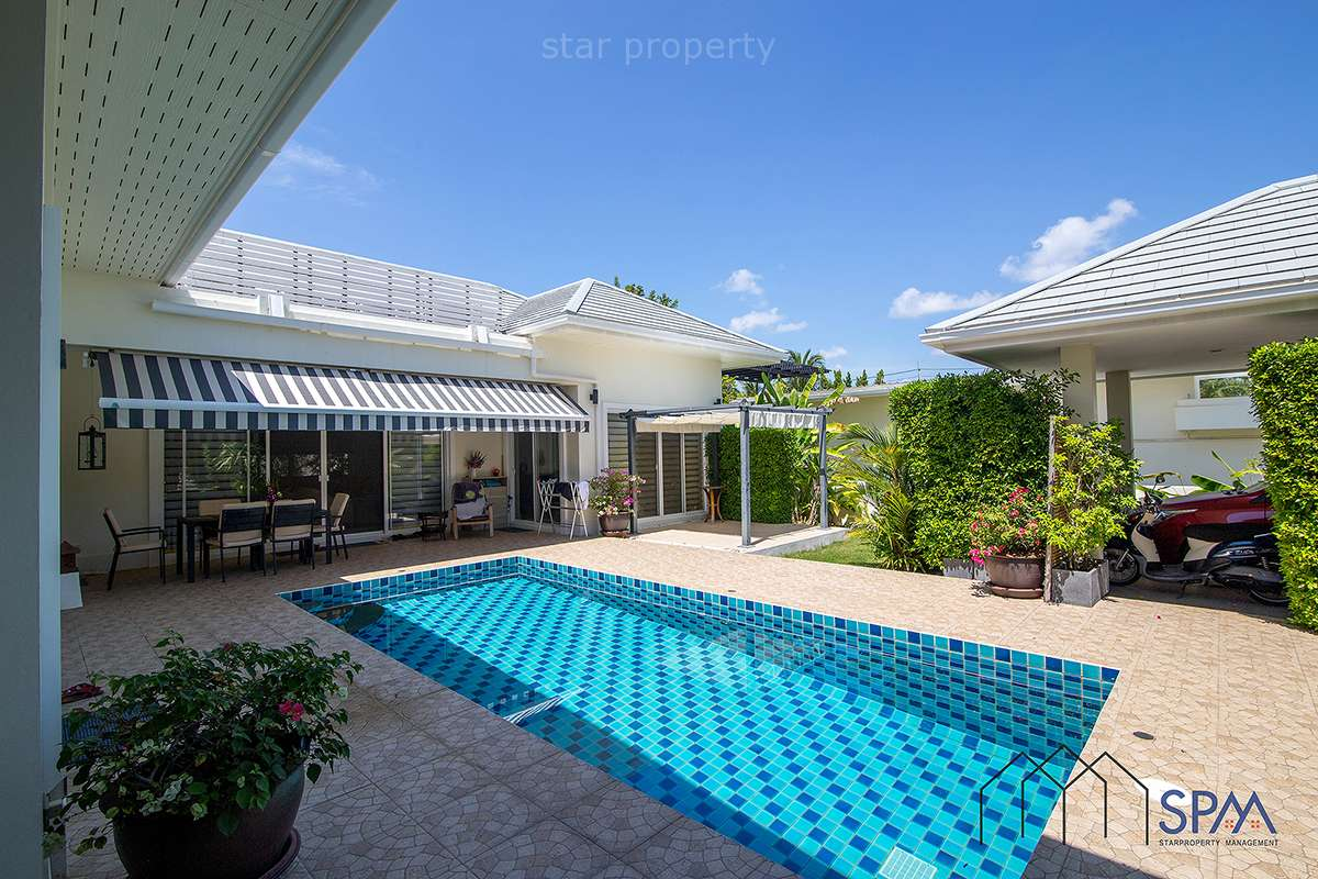 hua hin large house for sale near beach