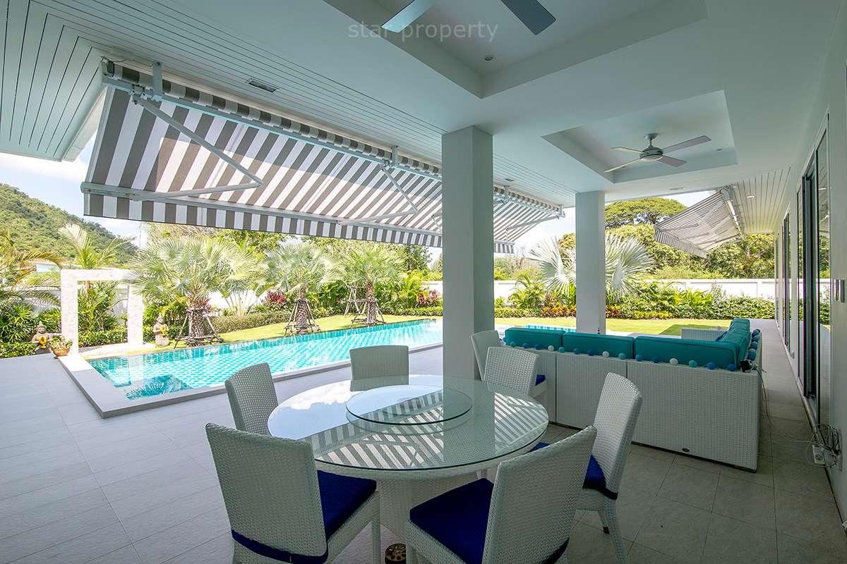 4 bedroom pool villa for sale Hua hin soi 88