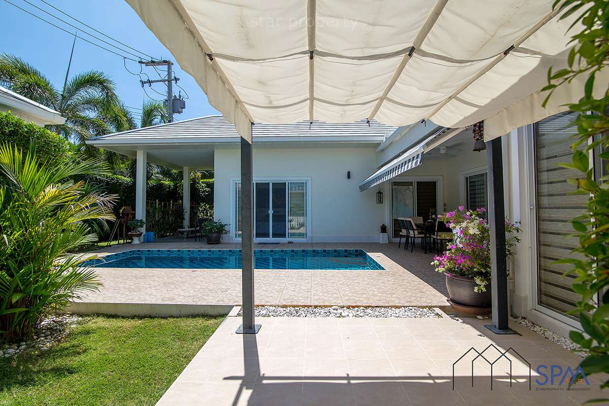 Pool villa for sale near khao takiab beach