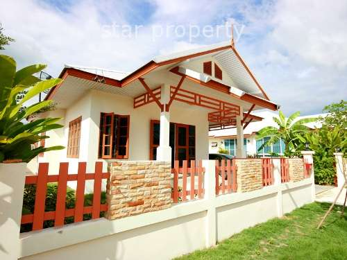 Beautiful Bungalow for Rent HuaHin Soi 70 at Baan Phu Tawan