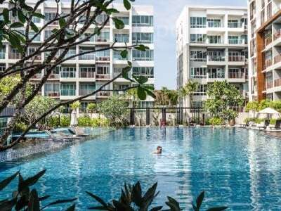 1 Bedroom Condominium in Hua Hin for Sale at Sea craze, Khao Takiab