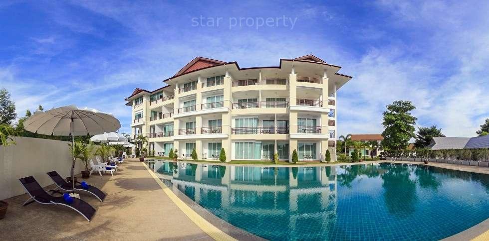 Beautiful 1 Bedroom Condo For Sale at Tai Pan Resort, Soi 70