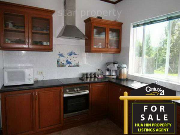 Well Built 2 Storey 4 Bedroom Pool Villa for sale at nestled in scenic mountain range with great views
