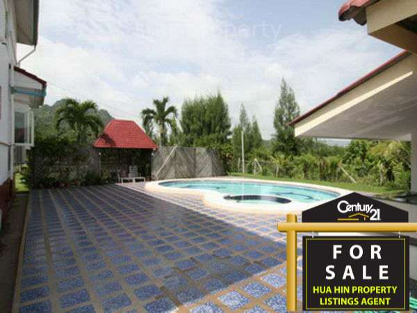 village villa for sale