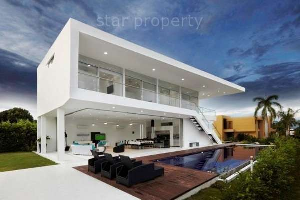 Modern Villas for sale at Locations in Northwest, West & South Hua Hin in Beautiful scenic areas with views.