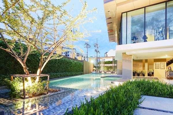Stylish Studio Condo in Prestigious Location for sale at Baan Aim Aem