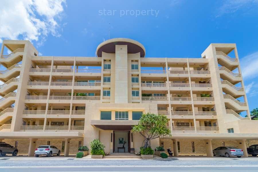Luxury 3 Bedroom Beachfront Condo for sale at Baan Ton Tarn