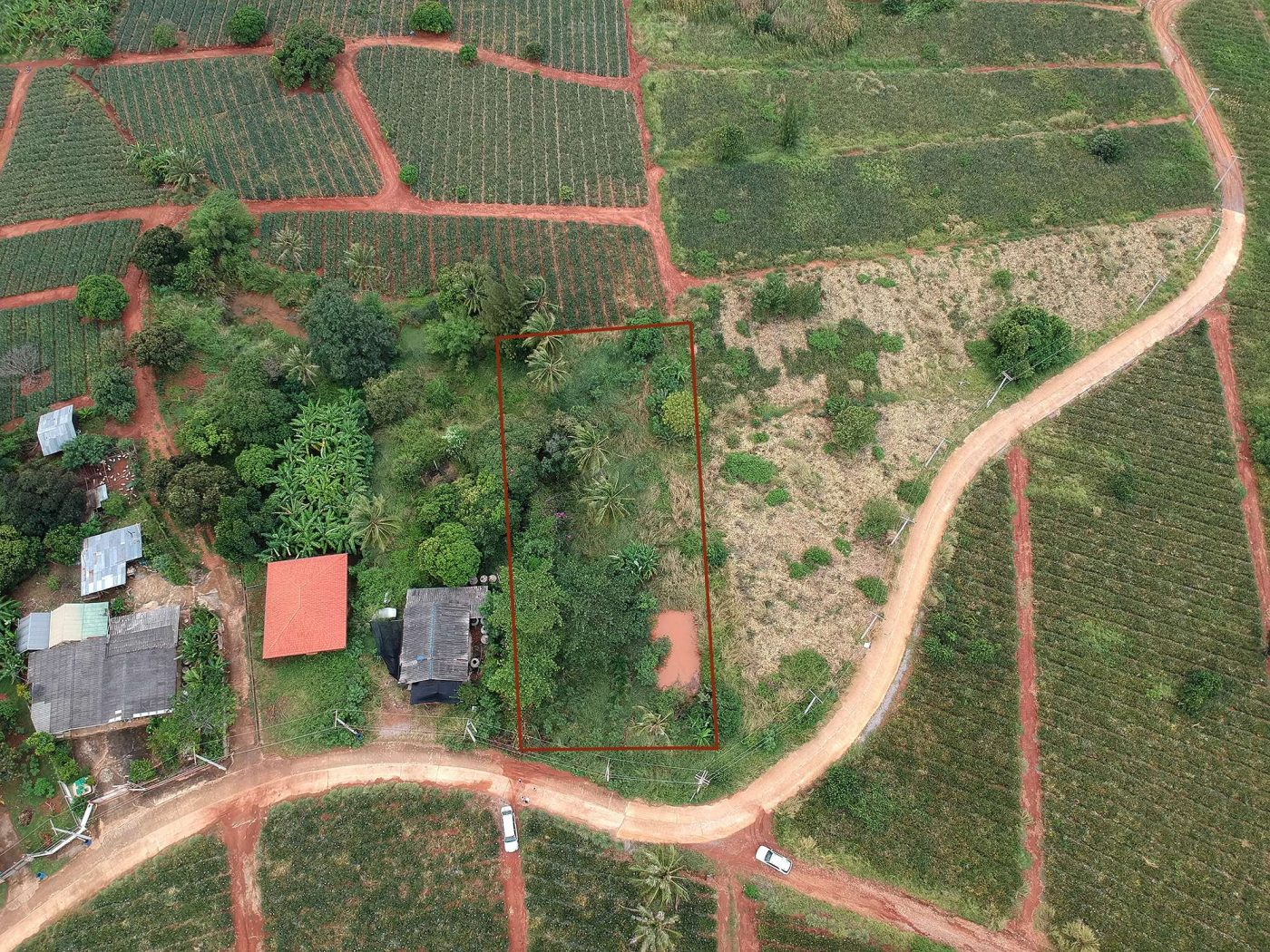 mountain view hua hin pranburi land for sale