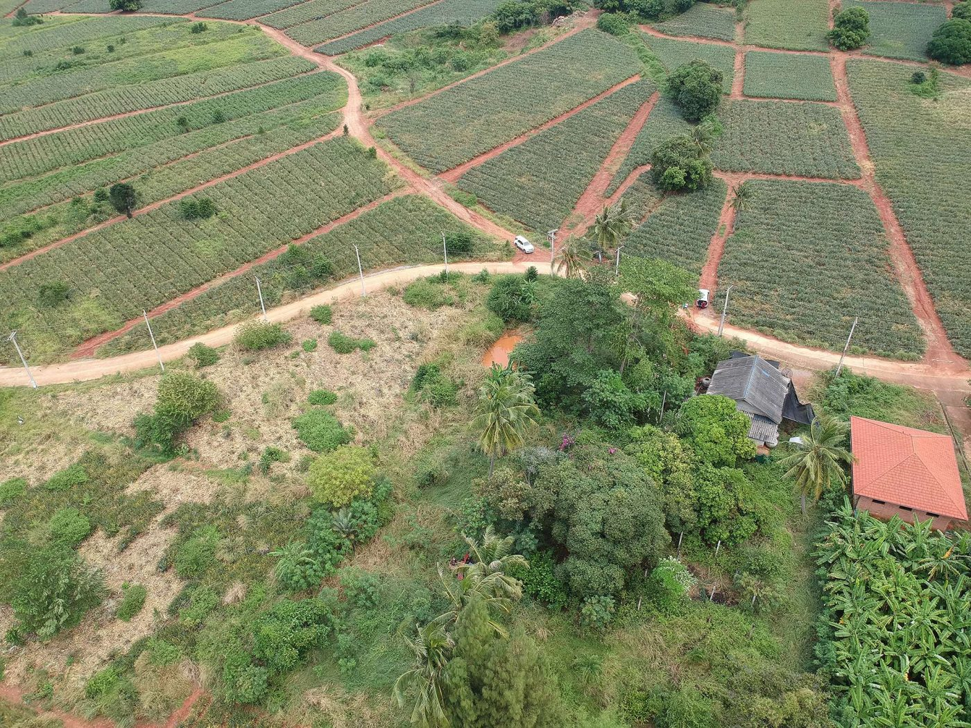 buy land to build house in hua hin