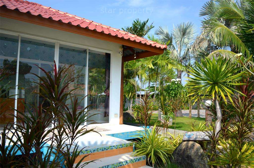 resort with restaurant for sale