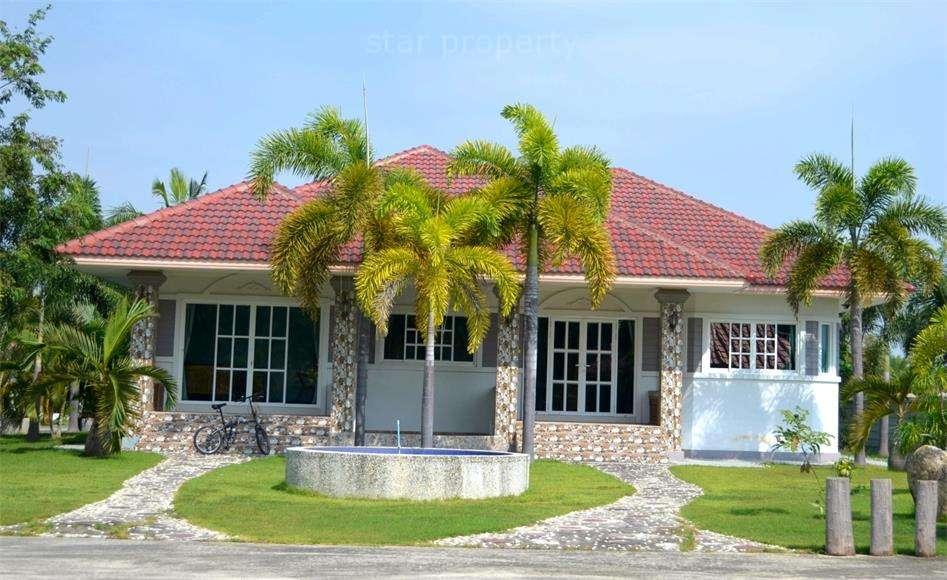 20 guest room 8 rai land resort for sale hua hin cha am