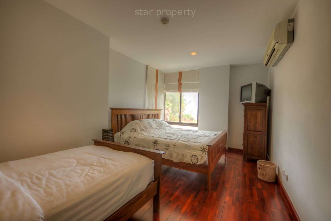 Luxury 5 Bedroom Penthouse Beach Side Condo for sale at Santipura Condominium