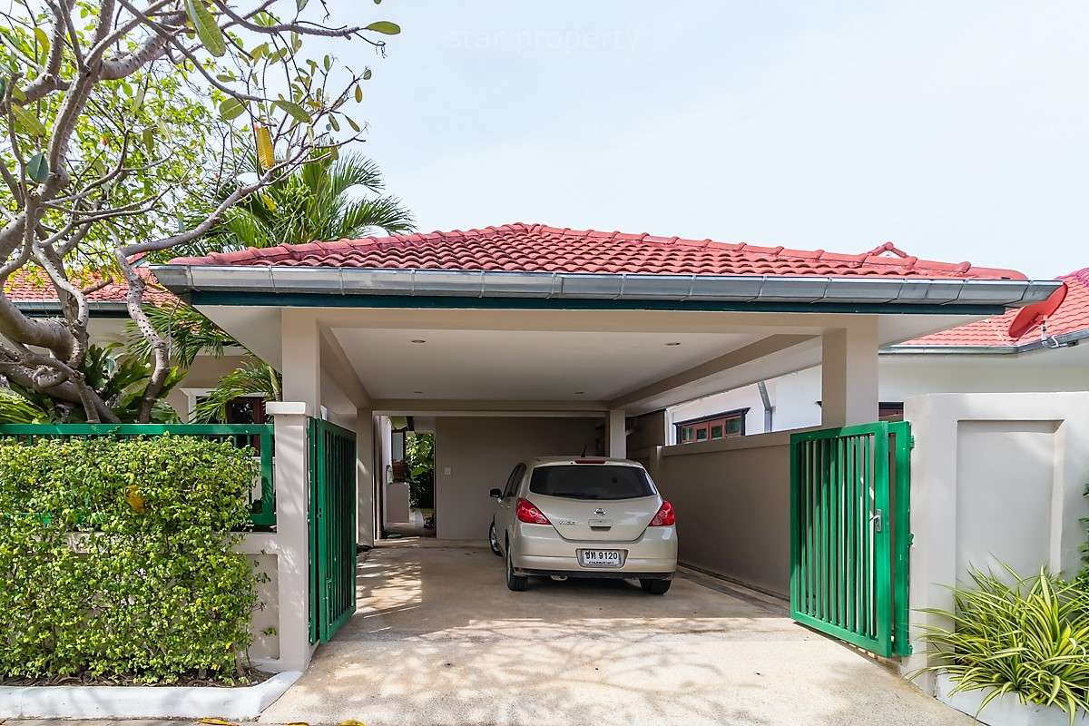 Quality 3 Bedroom Pool Villa for sale at Golf Village B3