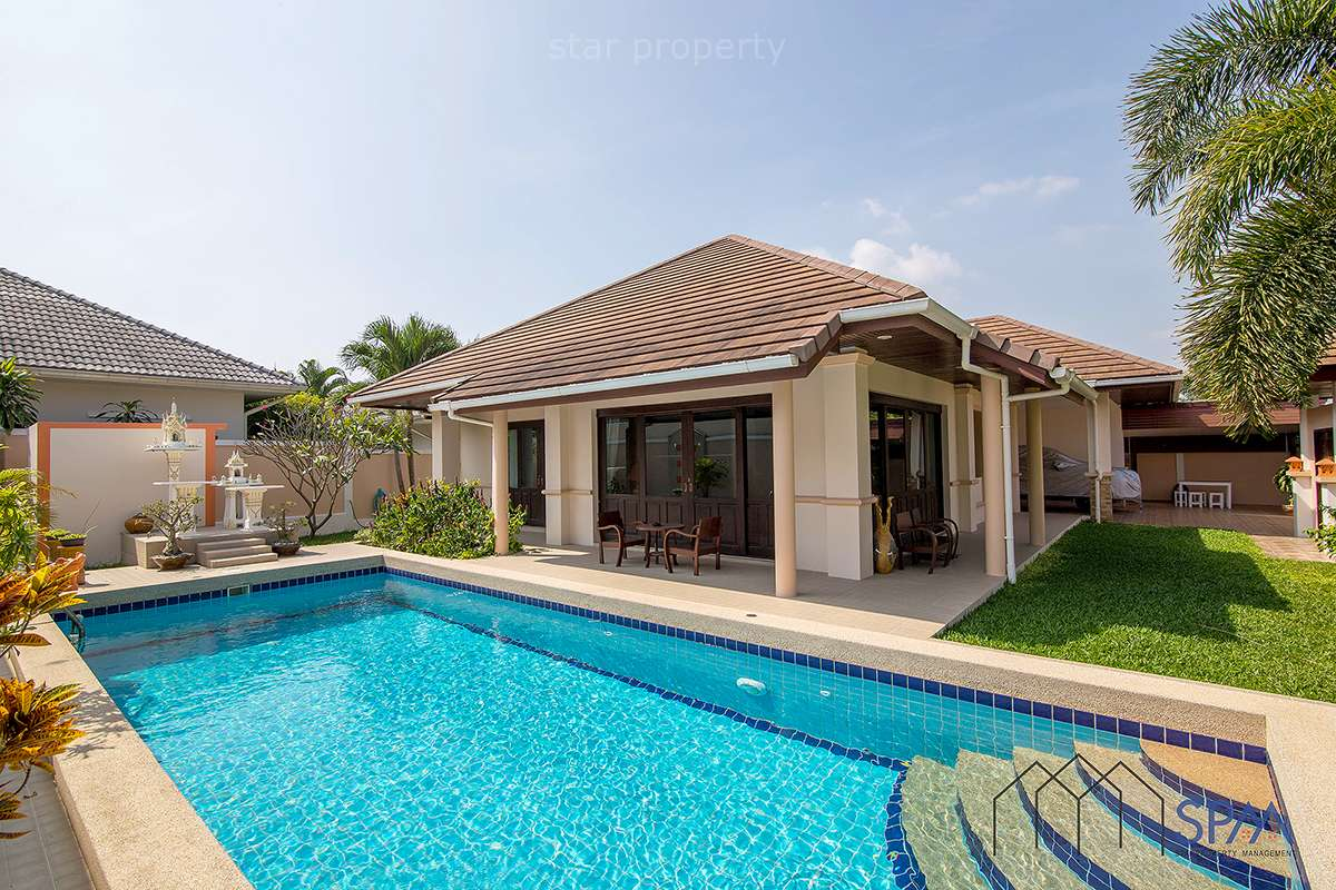 Hot Deal !!! 3 Bedroom Pool Villa at Hillside Hamlet 3 Hua Hin Soi 88