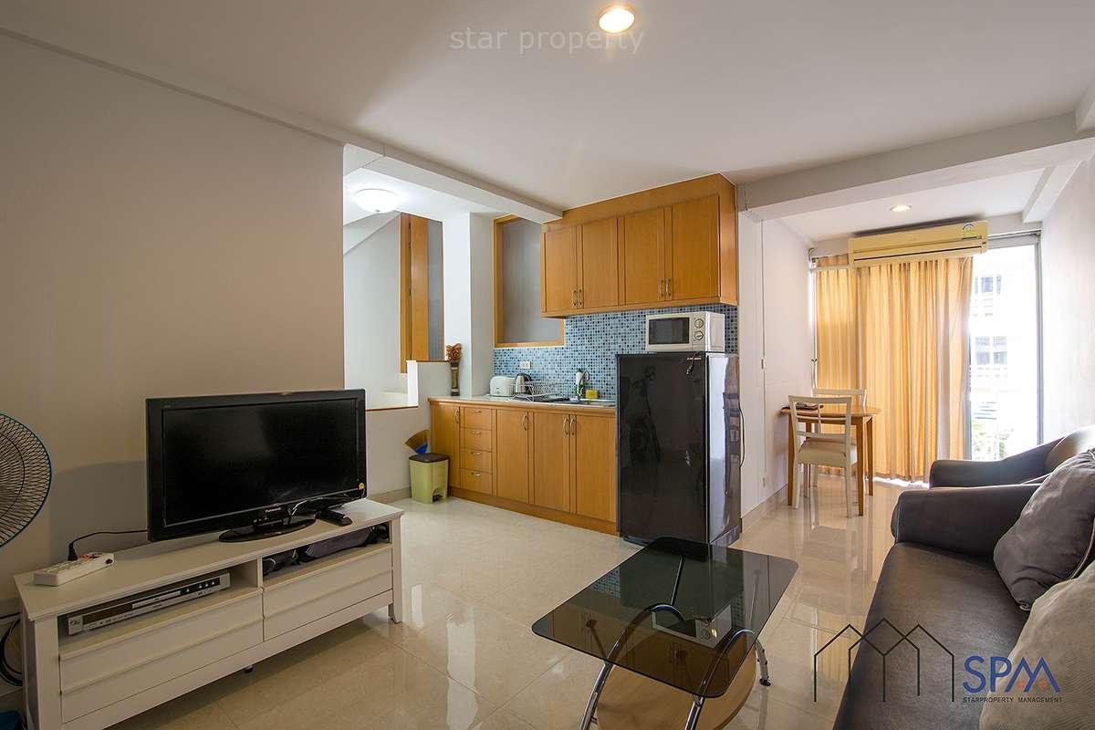 1 Bedroom Loft Unit Condo for Sale at Hinnamsaisuay, Hua Hin Soi 7
