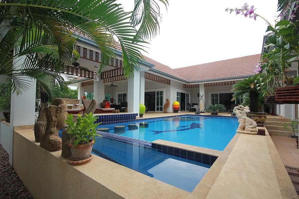 Beautiful Pool Villa For Sale Hua Hin Soi 58 at Hua Hin District, Prachuap Khiri Khan, Thailand