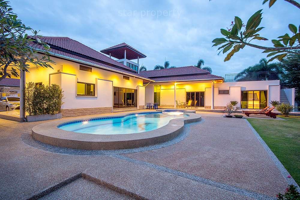 Sunset Village villa for Sale at Hua Hin District, Prachuap Khiri Khan, Thailand