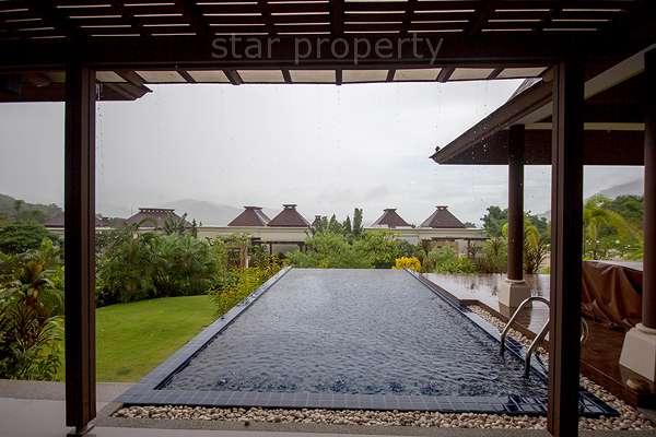 Pool Villa for Sale at Panorama Soi 101 at Hua Hin District, Prachuap Khiri Khan, Thailand