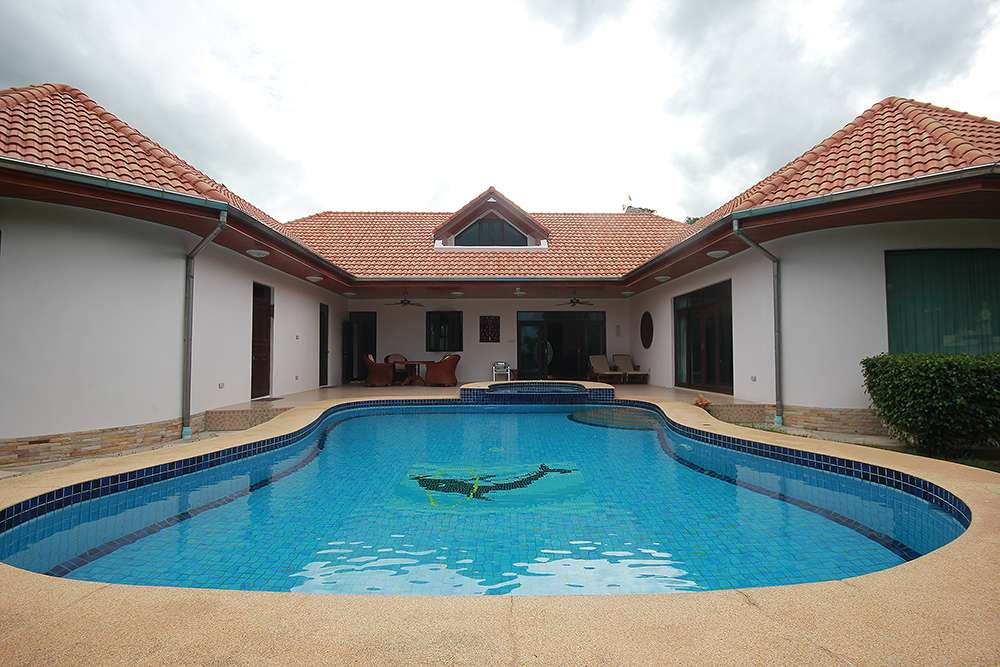 Luxurious Pool Villa For Sale Hua Hin Soi 70 at Hua Hin District, Prachuap Khiri Khan, Thailand
