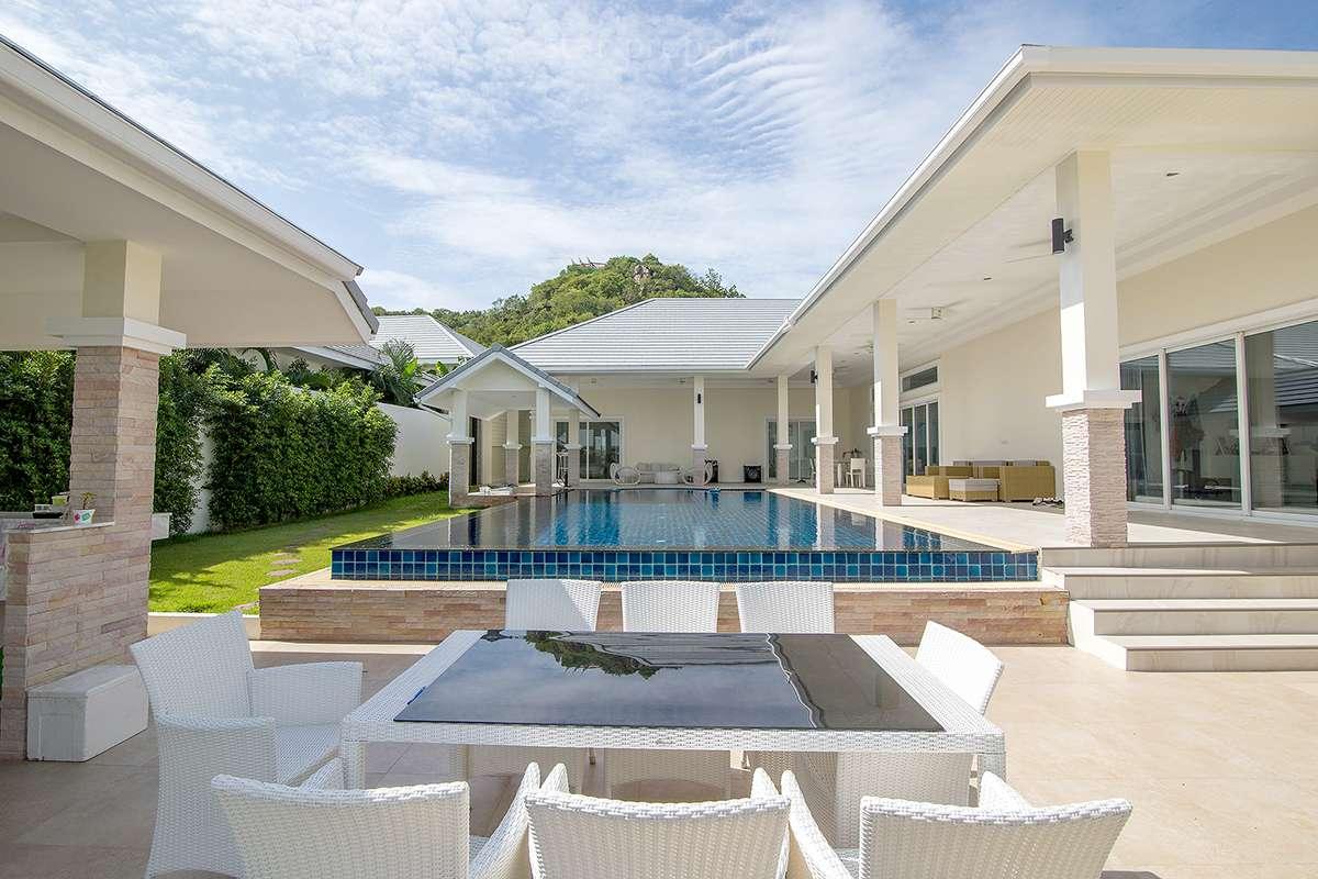 Pool Villa For Sale at Sea Breeze Hua Hin Soi 91 at Sea Breeze Hua Hin Soi 91