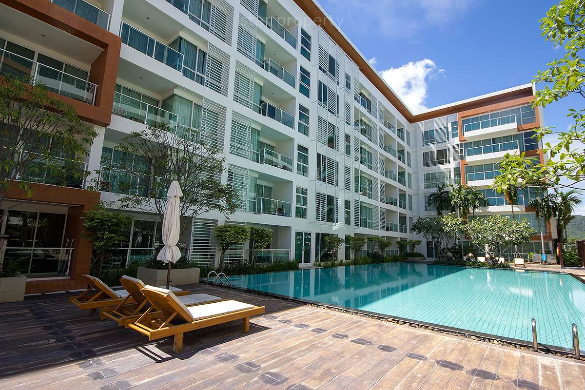 Sea View 2 Bedroom Condo at The Breeze Khao Takiab