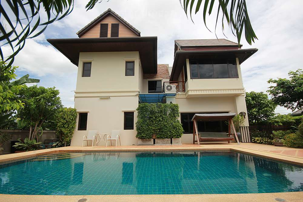High Quality Pool Villa for Sale Soi 6 at Hua Hin District, Prachuap Khiri Khan, Thailand