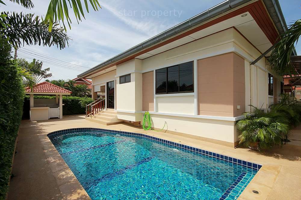 Baan Thai Village Villa  Soi 70 for Sale at Hua Hin District, Prachuap Khiri Khan, Thailand