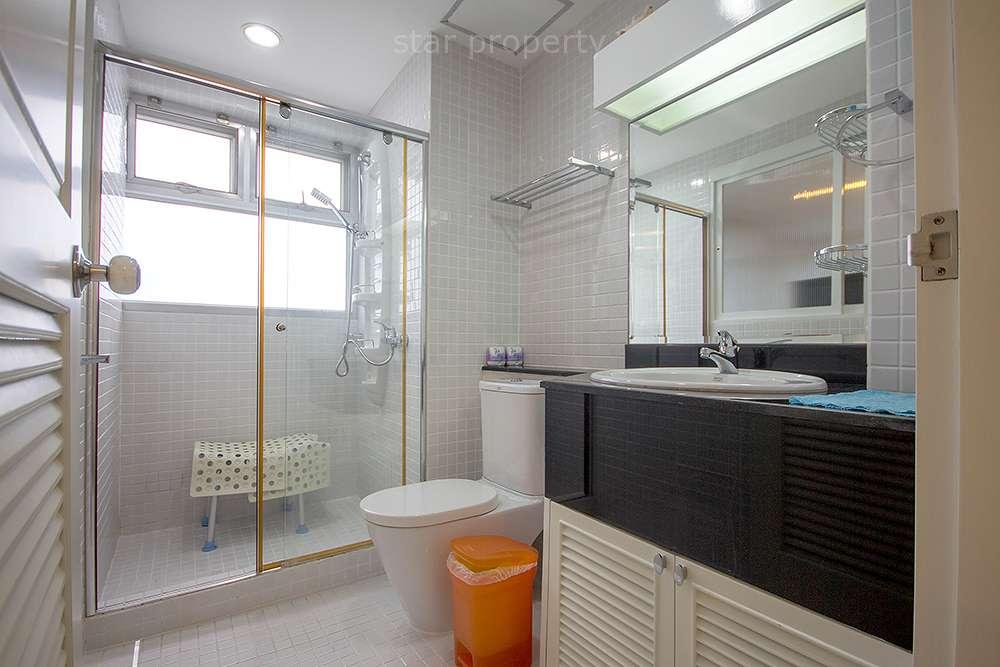 2 Bathroom condo for rent