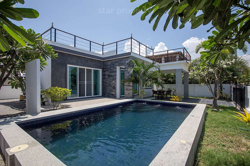 Orchid Paradise Home for sale at Hua Hin District, Prachuap Khiri Khan, Thailand