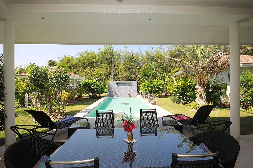 3 bedroom villa for sale hua hin