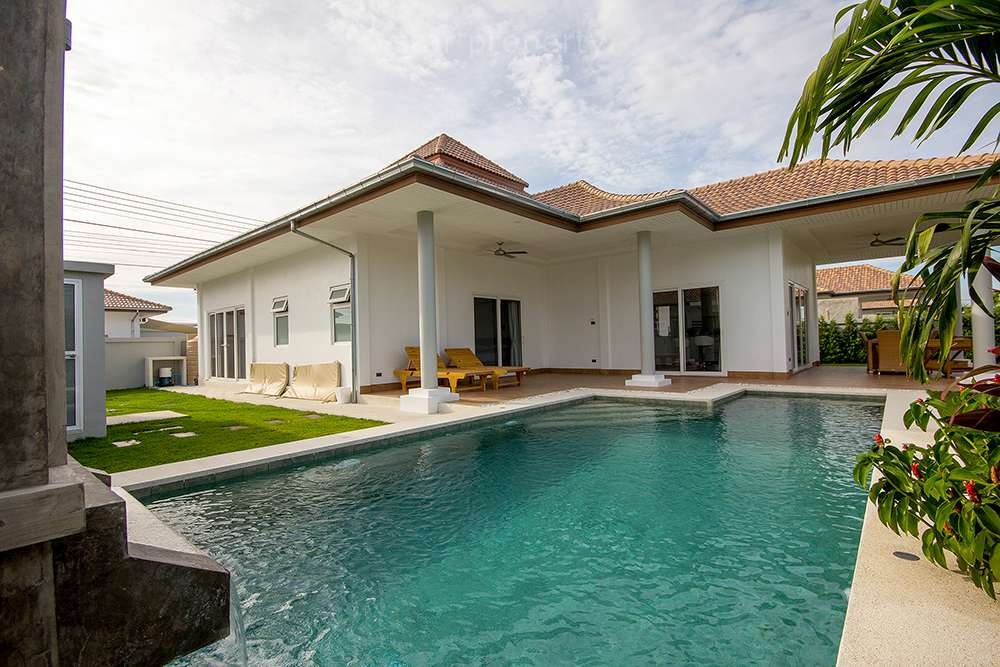 Beautiful Villa at Mali for sale Soi 112 at Hua Hin District, Prachuap Khiri Khan, Thailand