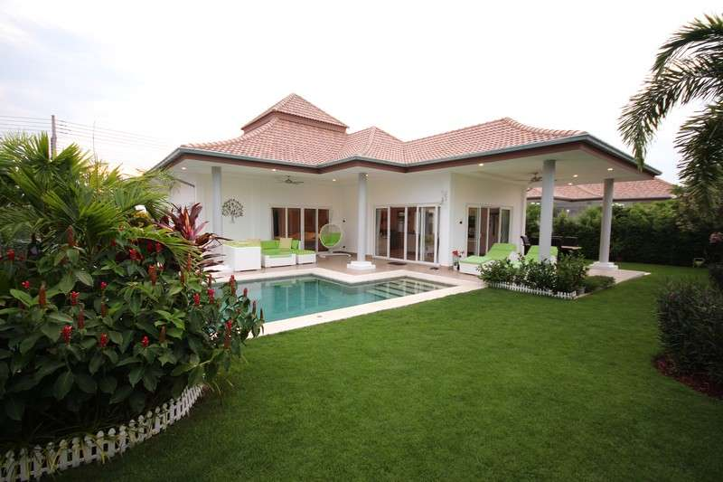 Mali Villa for sale Soi 112 at Hua Hin District, Prachuap Khiri Khan, Thailand