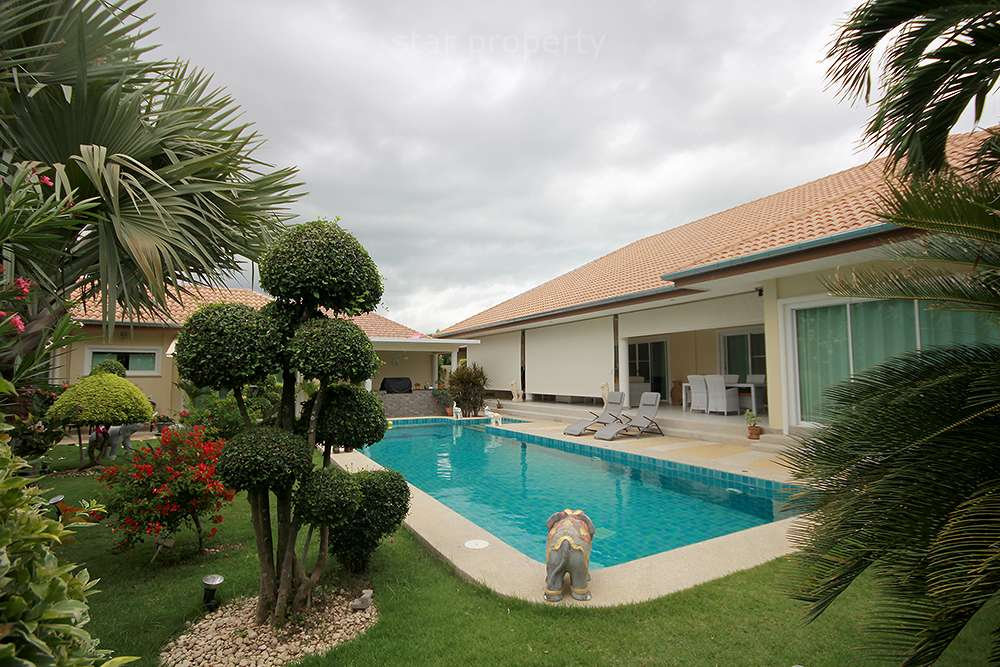 Beautiful Bungalow For Sale Hua Hin Soi 88 at Hua Hin District, Prachuap Khiri Khan, Thailand