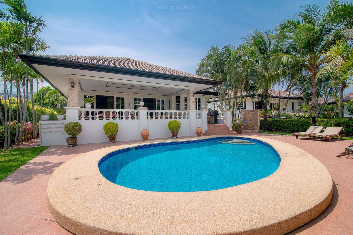 House for Sale in Laguna Soi 102 at Hua Hin District, Prachuap Khiri Khan, Thailand