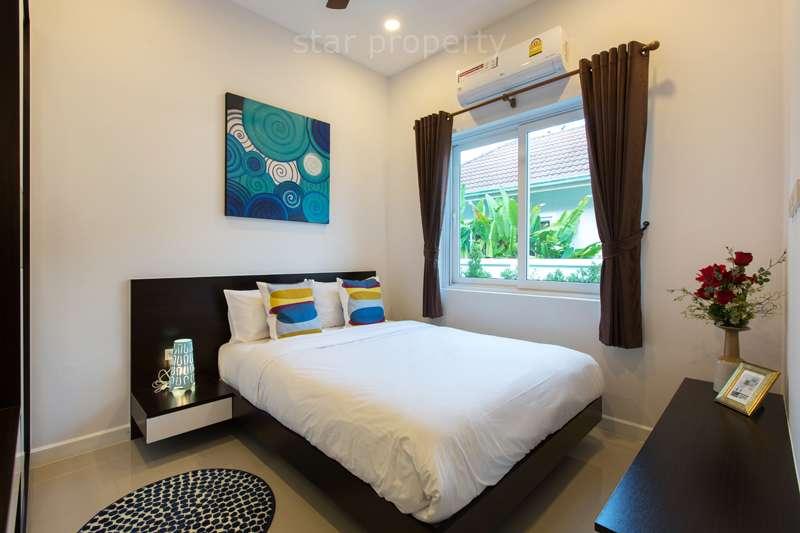hua hin 2 bedroom house with pool