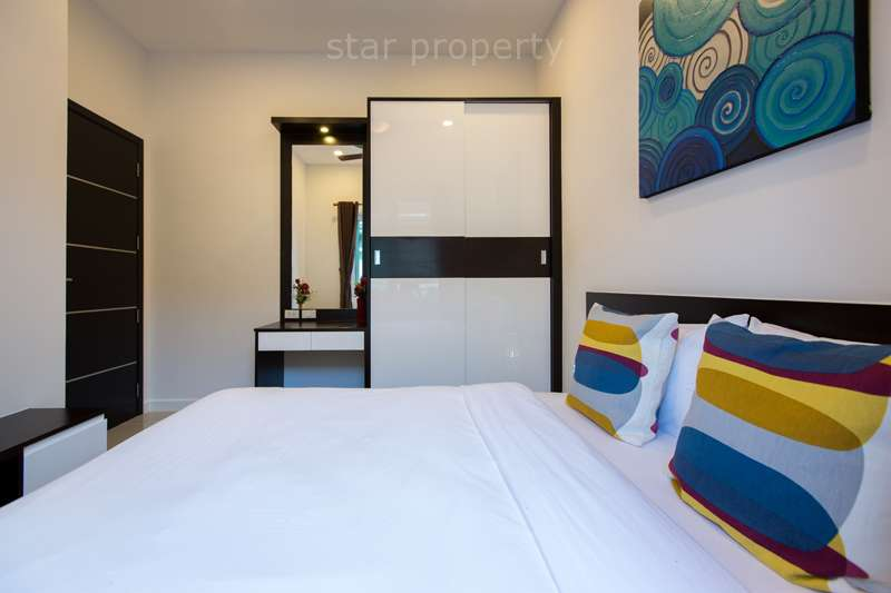hua hin fully furnished 2 bedroom house for sale