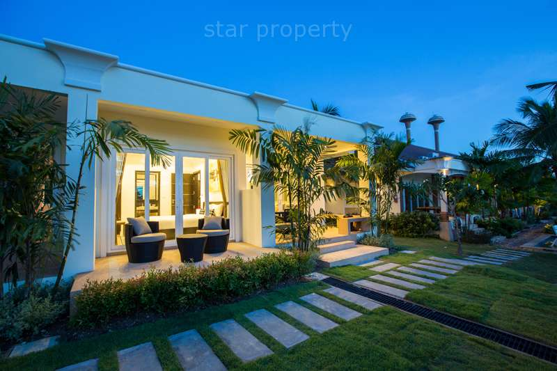 Beautiful Town House Hua Hin Soi 88 at Smart House Village 3, Hua Hin Soi 88