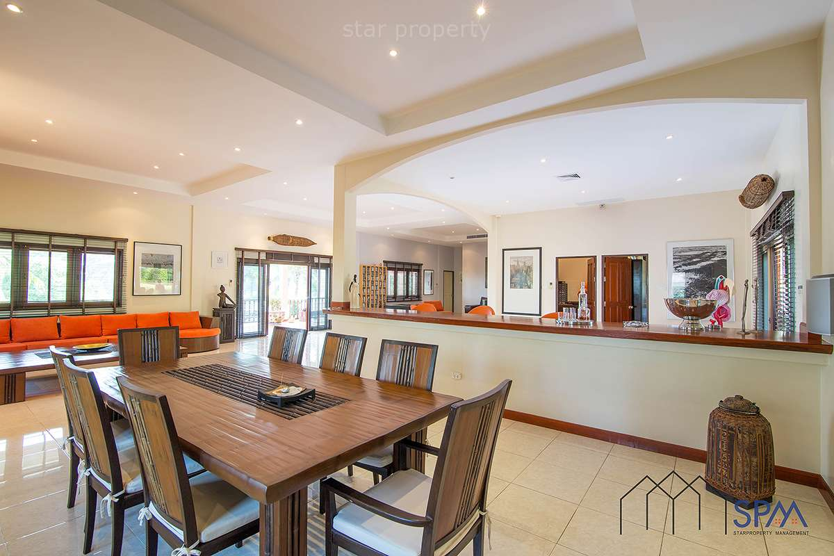 luxury sea view villa for sale